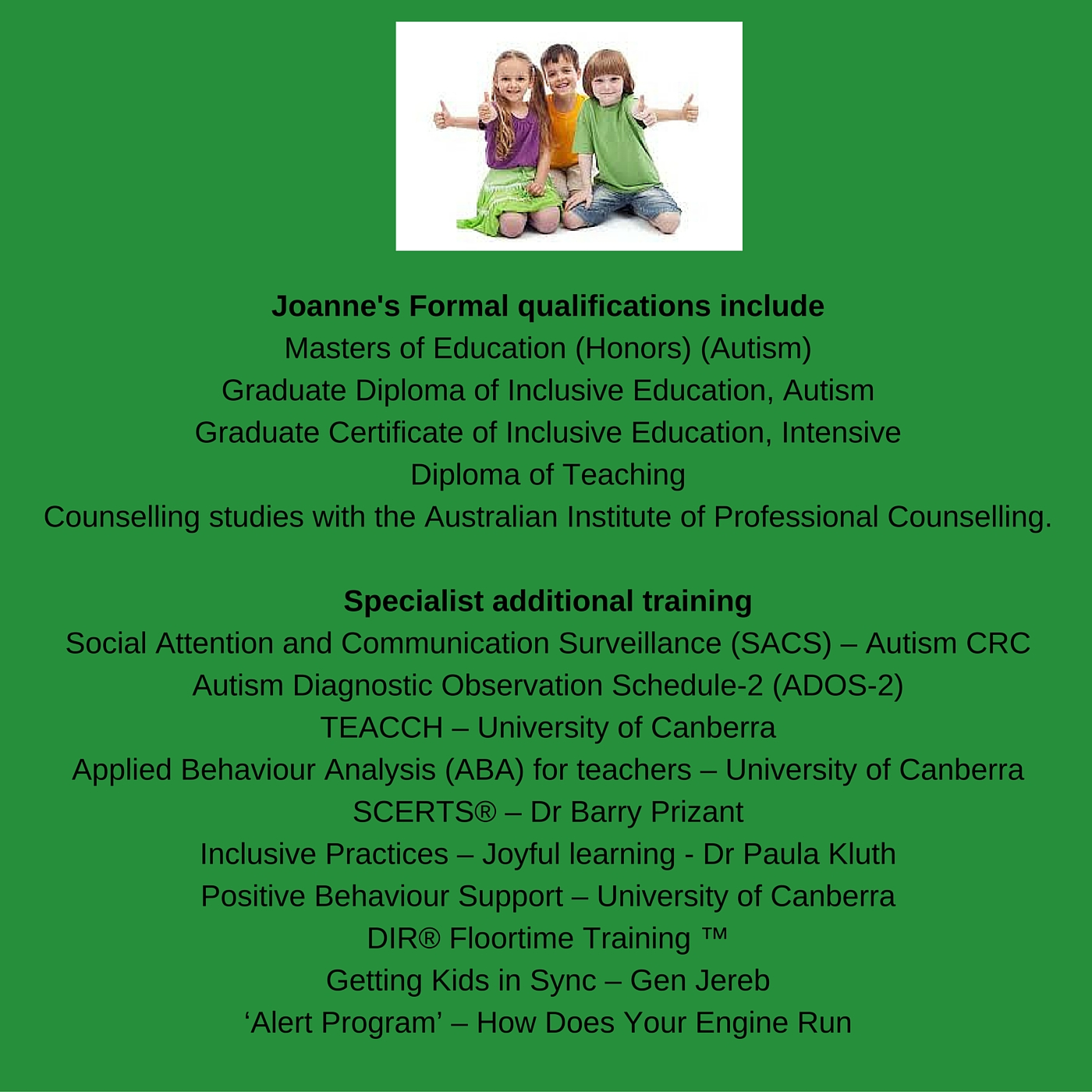 how to become an early childhood intervention specialist